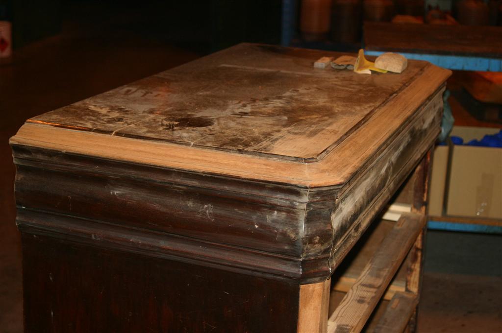 Proceso de restauraci n del mueble con productos paorga hogar del bricolaje - La factoria del mueble ...