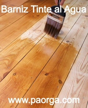 Barniz tinte al agua para madera hogar del bricolaje - Barniz para madera interior ...
