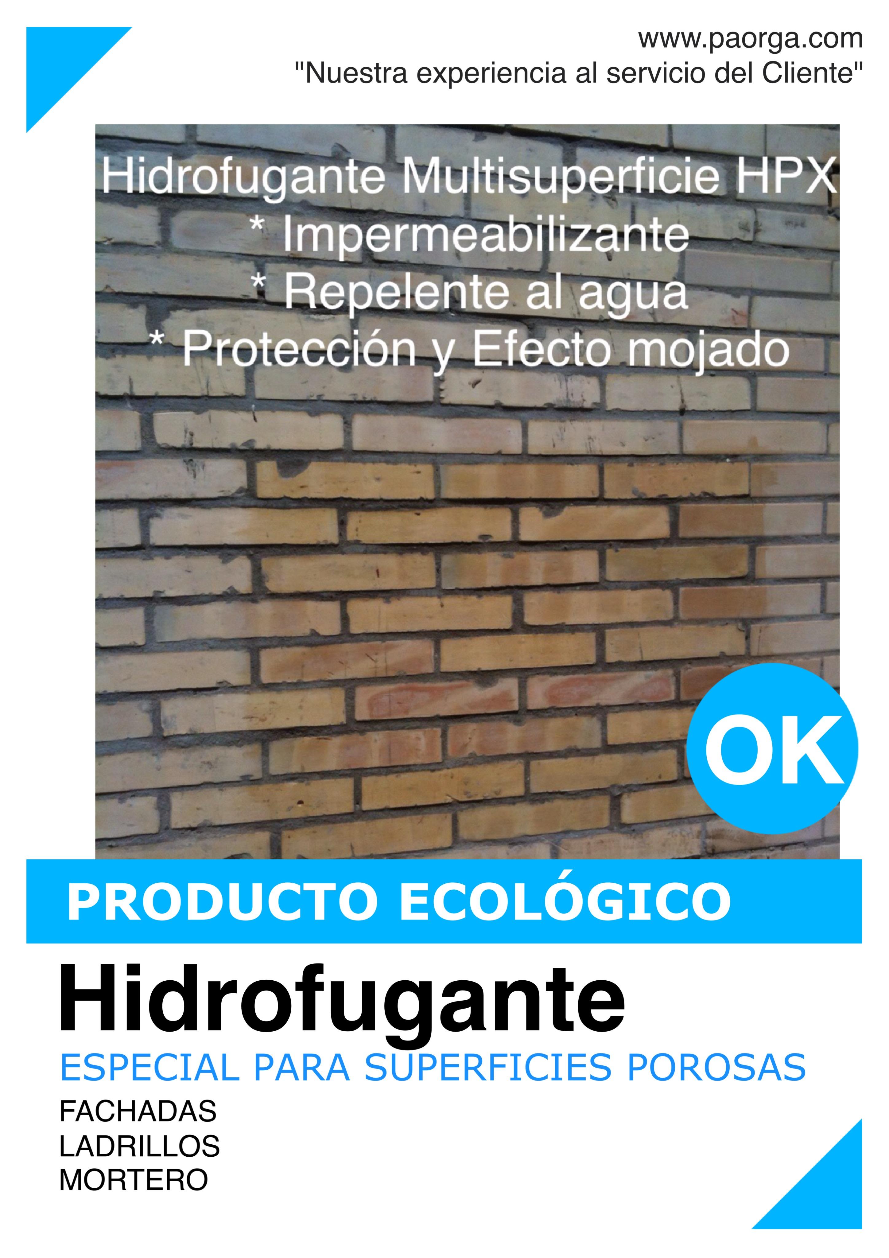 HIDROFUGANTES